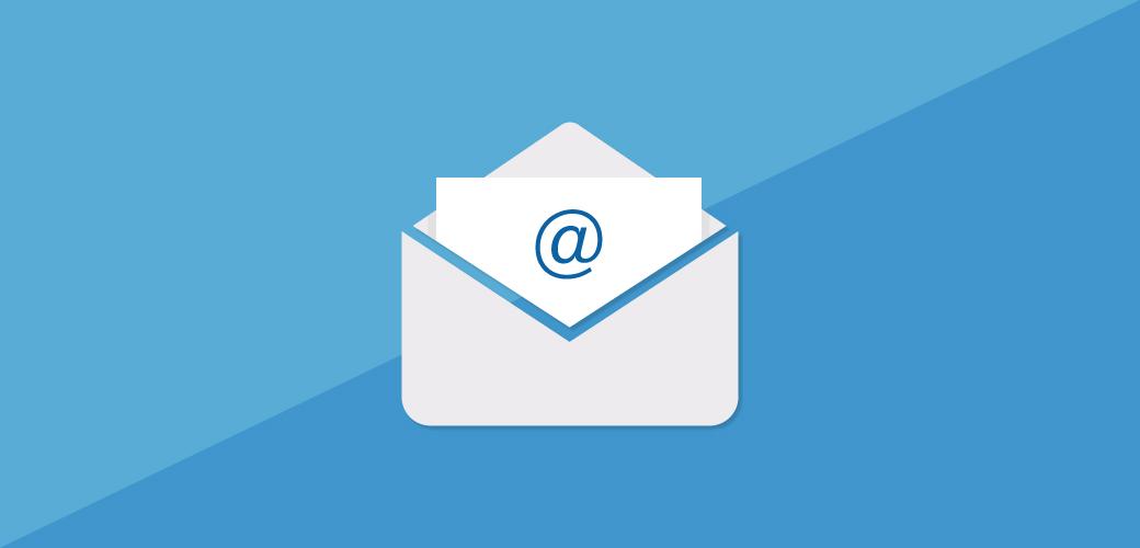 Allegato di posta elettronica