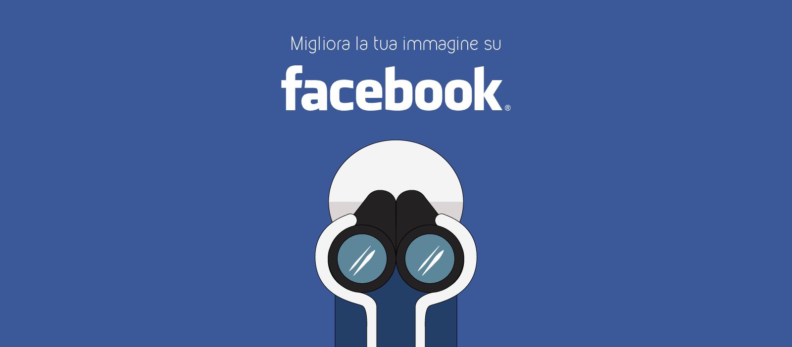 migliorare l'immagine della tua pagina facebook