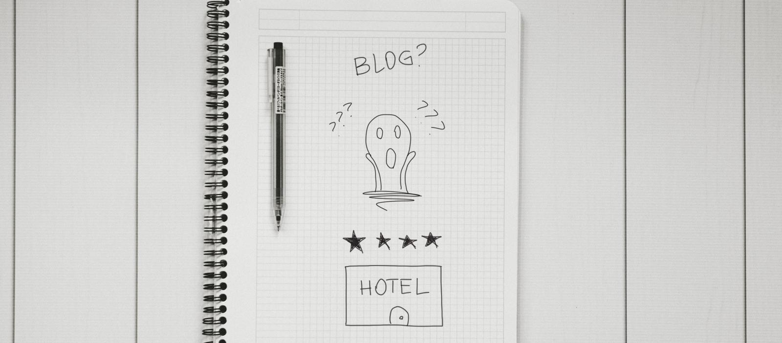 Come trovare argomenti per il blog del tuo hotel