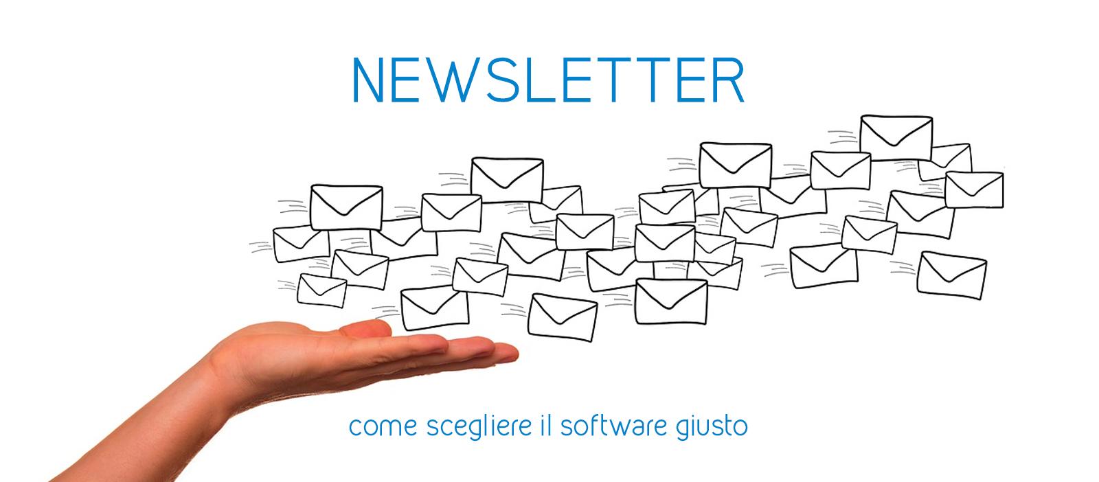 Software per newsletter: come scegliere quello giusto