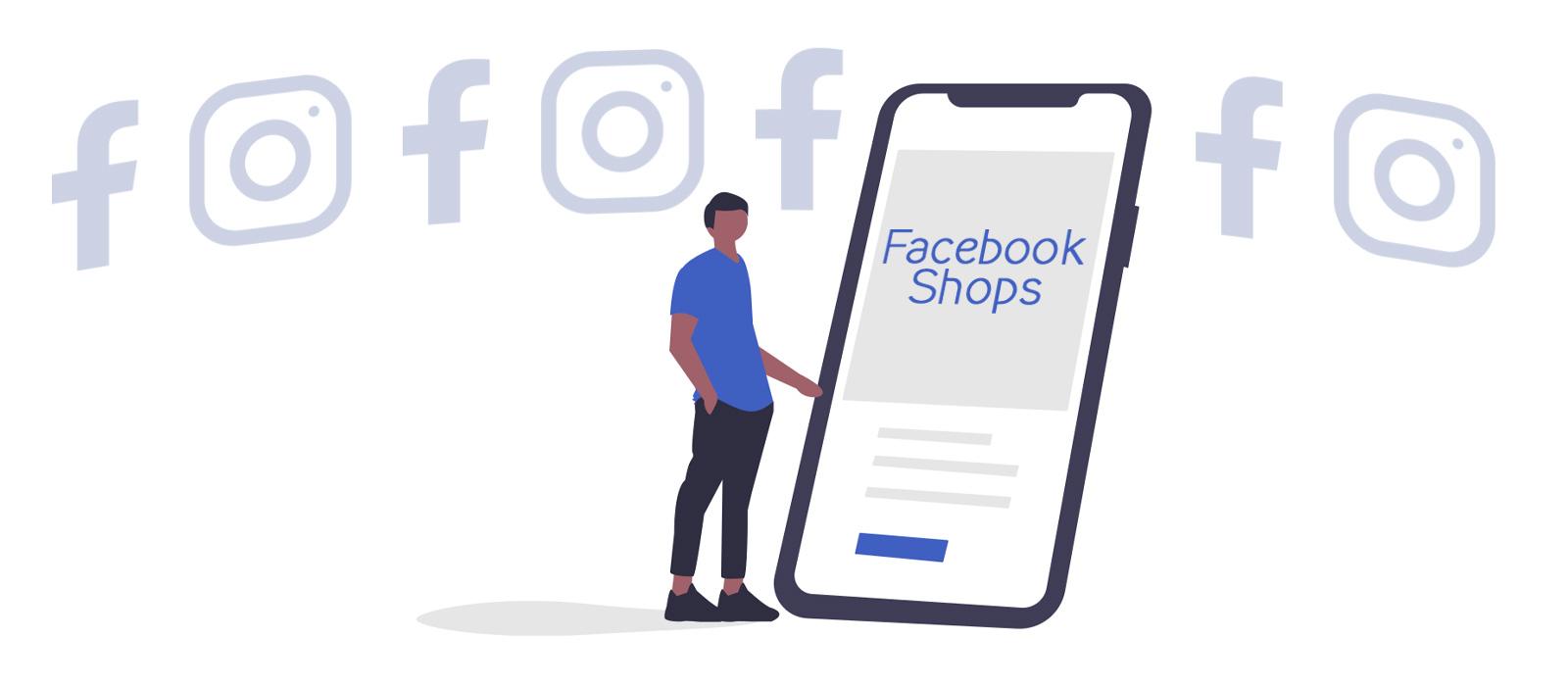 Facebook Shops: un e-commerce gratuito su fb e instagram