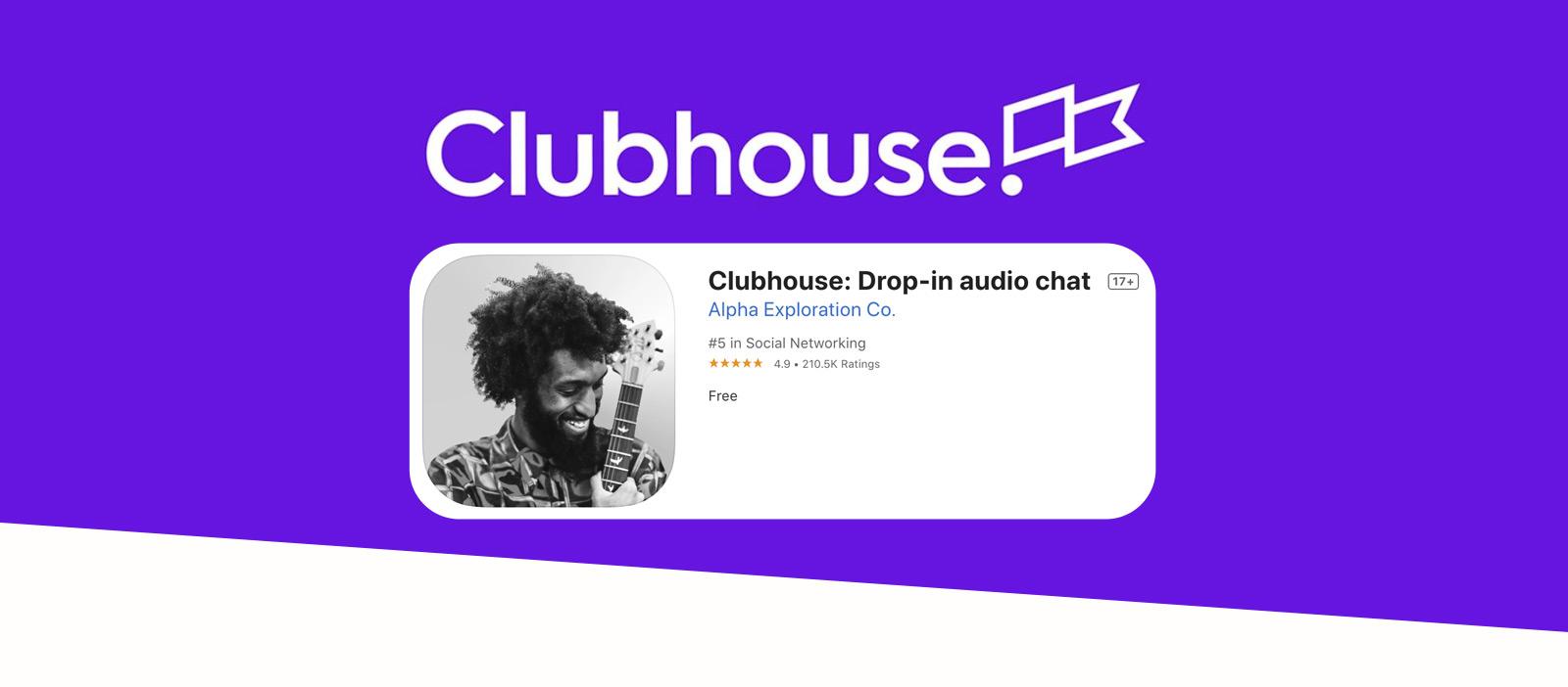 Cos'è Clubhouse? Come funziona il social del momento?