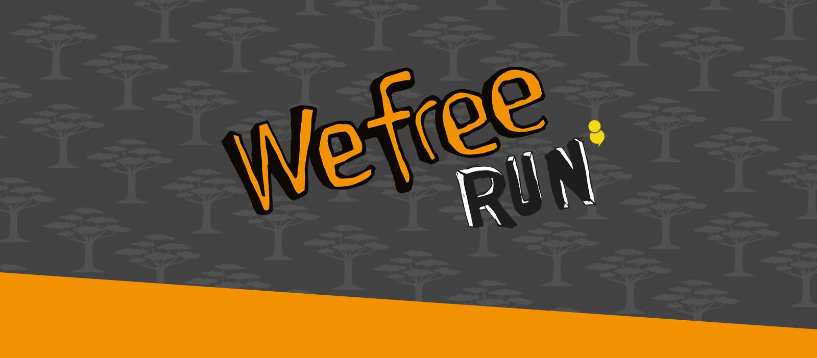 Wefree Run 2021: Retorica c'è!